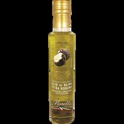 Huile d'olive à la truffe FLORELLI, bouteille de 250 ml