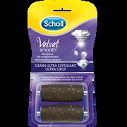 Scholl Rouleau De Remplacement Grain Ultra Exfoliant Velvet Smooth Scholl