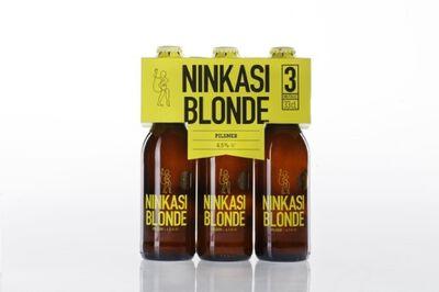 BIERE BLDE 3X33C NINKASI