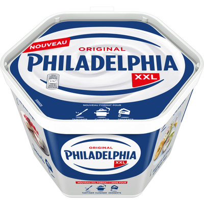 PHILADELPHIA nature, 500g