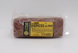 Le pain d'épices au miel LA FABRIQUE GOURMANDE sachet de 300g