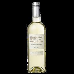 Vin blanc moelleux des Côtes de Bergerac AOP Révélation de Moulin-Pouzy HVE3, 75cl