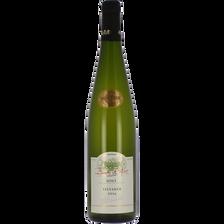 Vin d'Alsace Sylvaner blanc AOC cuvée prestige BARON DE HOEN, bouteille de 75cl