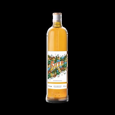 SUZE, 15°, bouteille 1 litre PFA 2019
