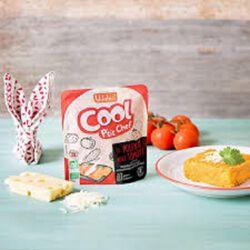 Cool Ptit chef Polenta à la tomate et touche de gryuère de france Bio Vitagermine 190g 1pers