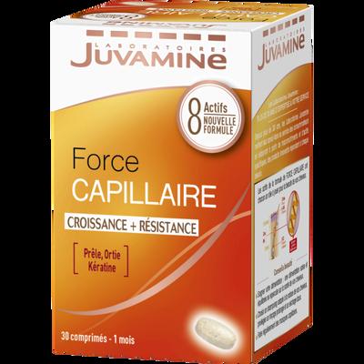 Comprimé force capillaire JUVAMINE, x 30