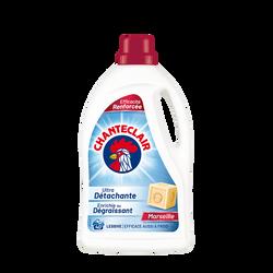 Lessive liquide original marseille CHANTECLAIR, 2 litres soit 40 lavages