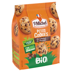 Petits cookies BIO ST MICHEL 200G
