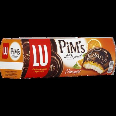 Fondant orange Lu PIM'S, paquet de 150g