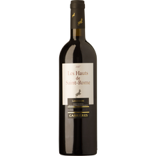 Vin rouge AOP Côteaux de Languedoc Cabrières Les Hauts de St Rome, 75cl