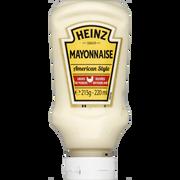 Heinz Mayonnaise Heinz, Flacon Souple De 215g