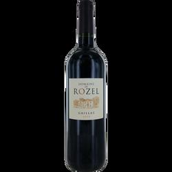 Gaillac AOP rouge Domaine De Rozel 2019 75cl