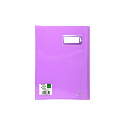 Protège-documents soudé EXACOMPTA 60 vues, 21x29,7cm, coloris assortis