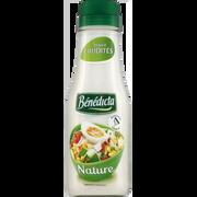 Bénédicta Sauce Crudités Nature Benedicta, Flacon De 290ml