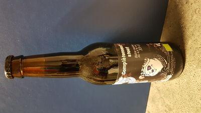 BIERE L'OURS DE NOEL 33CL bière noire