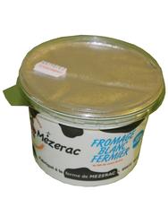 Fromage Blanc Fermier entier, 20%, Local MEZERAC, Pot, 500g