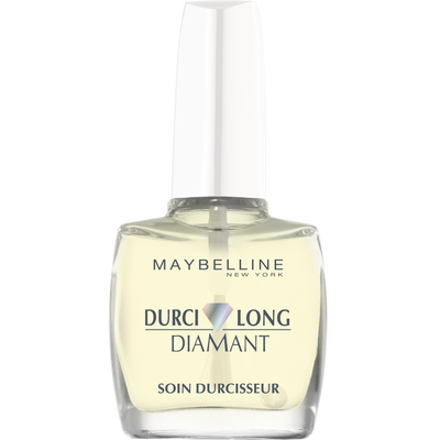 Vernis à ongles durci long diamant MAYBELLINE, nu