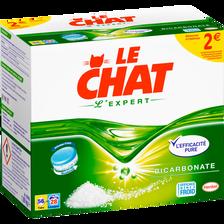 Lessive expert LE CHAT, 56 tabs, 28 lavages, 1,89kg