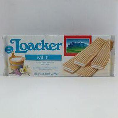 LOACKER MILK 175G