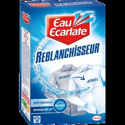 Détacheur reblanchisseur pour le linge EAU ECARLATE, 500g