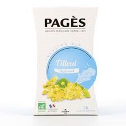 PAGES INFUSION TILLEUL