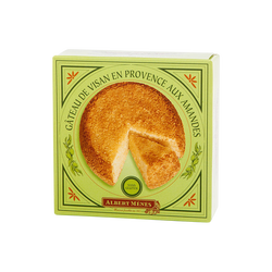 Gâteau de visan en Provence aux amandes ALBERT MENES,120g
