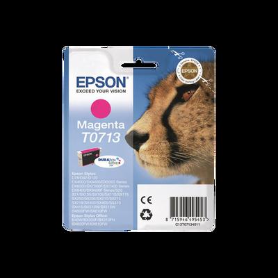 Cartouche d'encre EPSON T0713 Magenta Guépard