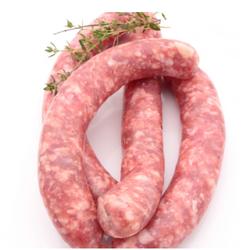 Chipolata pur porc herbes comosées de: