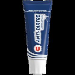 Dentifrice anti-tartre U, tube 75ml