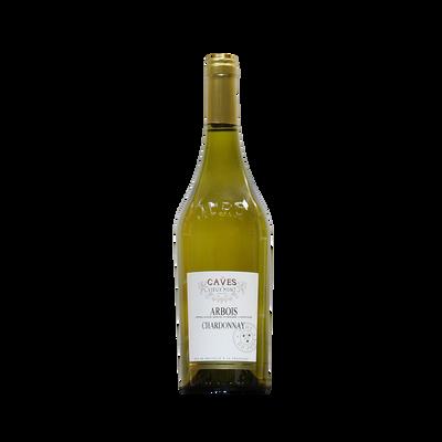 Arbois Chardonnay LES CAVES DU VIEUX MONT, bouteille de 0.75l