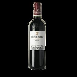 Médoc AOP rouge cru bourgeois Château Plagnac 2018 75cl