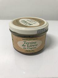 Terrine de lièvre au cognac, Ste Eulalie 180g