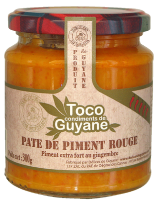 TOCO PIMENT ROUGE 300G