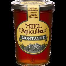 MIEL l'Apiculteur Miel  De Montagne, Pot En Verre De 500g