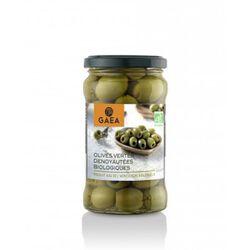 Bio - Olives vertes dénoyautées 290g