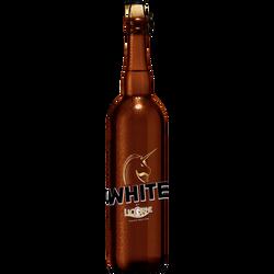 Bière White by Licorne 6° 75cl