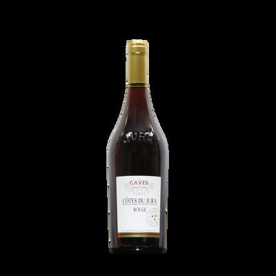 Côtes du Jura rouge LES CAVES DU VIEUX MONT, bouteille 0.75l