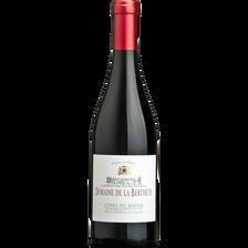 Vin rouge Côtes du Rhône, DOMAINE DE LA BERTHETE, bouteille de 75cl