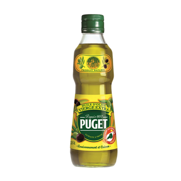 Puget Huile D'olive Puget, Bouteille De 25cl