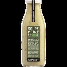 Soupe potager, BIO, 500ml