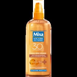 Protection huile de soin solaire IP30 MIXA, spray de 150ml