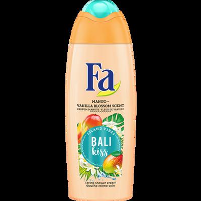 Douche crème soin Bali kiss mangue/fleur vanille FA, flacon de 250ml