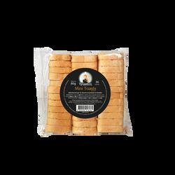 Mini toasts grillé au froment TY GWENN, 80g
