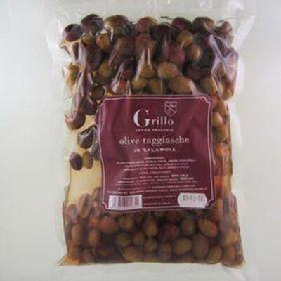 Olives Taggiasche GRILLO, 800g