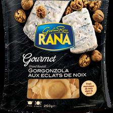 """Raviolis au gorgonzola et éclats de noix """"Pur Plaisir"""" GIOVANNI RANA,250g"""