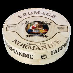 Petit Brie au lait cru de vache MARIE HAREL, 22% de MG,