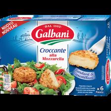 Croccante alla mozzarella GALBANI, 15,5% de MG, 150g