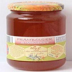 Miel de framboisier de Margeride, Les Ruchers des barons d'Apcher, 500g