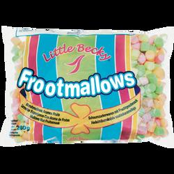Mini marshmallow fruits LITTLE BECHY, 280g