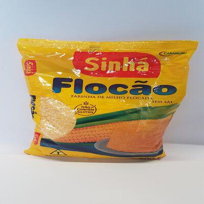 FOLOCAO SINHA MILHO 20X500G
